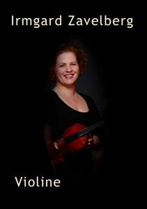 Irmgard Zavelberg Violine