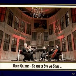 Rubin-Quartett-rise up sun and stars